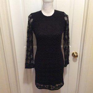 Isabel Marant Pour H&M Dress US 4 Black Sheath